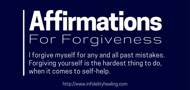 Positive Affirmations For Forgiveness1 Positive Affirmations For Forgiveness