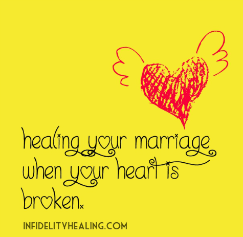 healing your marriage